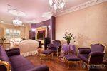 Гостиная в фиолетовых тонах дизайн фото – Фиолетовые гостиные, гостиная в фиолетовом цвете, гостиная в фиолетовых тонах   Фото ремонта.ру