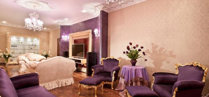 Гостиная в фиолетовых тонах дизайн фото – Фиолетовые гостиные, гостиная в фиолетовом цвете, гостиная в фиолетовых тонах | Фото ремонта.ру