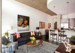 Готовый дизайн проект однокомнатной квартиры – Дизайн-проект однокомнатной квартиры — самостоятельное создание интерьера однокомнатной квартиры