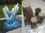 Идеи для поделок для сада – Мастер-классы с фото по изготовлению поделок своими руками для сада