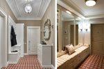 Идеи для прихожей и коридора – Прихожая в квартире — 55 фото идей интерьера, выбор цвета и принцип оформления дизайна