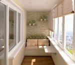 Идея для балкона фото