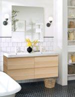 Икеа дизайн ванной комнаты – Готовые решения для интерьера ванной комнаты — Ванные ИКЕА