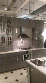 Икеа серые кухни – Кухня икеа будбин в сером цвете — запись пользователя Ольга (milagros-msk) в сообществе Дизайн интерьера в категории Интерьерное решение кухни