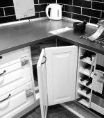 Икеа шкафы угловые для кухни