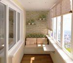 Интерьер балкона в квартире – Интерьер балкона — фотогалерея современного оформления и дизайна