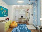 Интерьер детской для мальчика фото – Дизайн детской комнаты для мальчика: фото примеры комфортного пространства