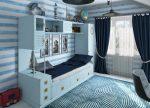 Интерьер детской для подростка – особенности, покрытие пола, стен, потолка, выбор мебели, инструкция по зонированию
