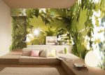 Интерьер гостиной фото с фотообоями – дизайн стен в интерьере квартиры, обои для зала, расширяющие пространство