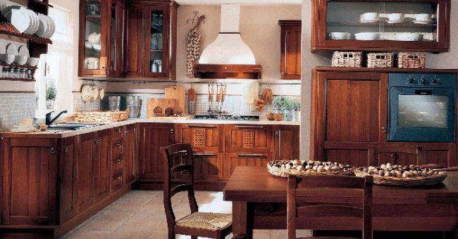 Интерьер кухни деревенской – Интерьер кухни в деревенском стиле своими руками, фото, дизайн » ВсёОКухне.ру