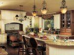 Интерьер кухни в деревенском доме – Интерьер кухни в деревенском стиле своими руками, фото, дизайн » Интер-ер.ру