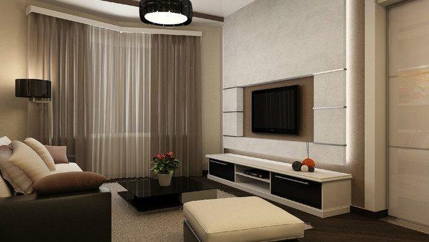 Интерьер квартиры 44 кв м фото