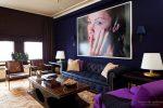 Интерьер синий – Синий и голубой цвета в интерьере гостиной, кухни, спальне и ванной