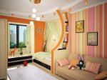 Интерьер спальни с детской – выбор мебели, обоев, декора, 26 ФОТО красивых детских спален для девочек маленьких и подростков, для двух детей