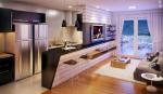 Интерьер студии фото 2018 современные идеи – Дизайн квартиры-студии — современные идеи 2018 (50 фото): кухня-студия площадью 28 кв. м.