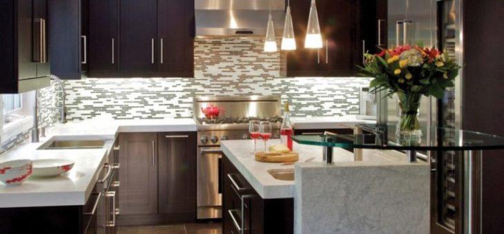 Интерьеры маленькой кухни – Маленькая кухня — 110 фото красивого дизайна кухни не большого размера