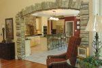 Искусственный камень арка фото – оформление прихожей в квартире, как своими руками отделать межкомнатные проемы декоративным кирпичом, как обклеить декоративными плитками, примеры в интерьере