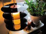 Изделия из виниловых пластинок – Люстры и светильники из виниловых пластинок — Виниловая пластинка. Поделки из старых виниловых пластинок своими руками — Вторая жизнь стары… | Интерьер