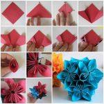 Как делать из бумаги оригами цветы – цветы, схема, легко, для детей, техника, лилия, фиалка, тюльпан, простой, фото, видео