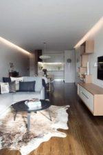 Как из студии сделать однокомнатную квартиру фото – проект обустройства 1-комнатной студии в двухкомнатную, примеры и варианты переделки квартиры маленькой площади