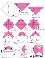 Как научиться делать из бумаги оригами – Оригами для детей и начинающих, как сделать поделки из бумаги, схемы сборки, модульное оригами / Ёжка