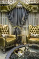 Как правильно подобрать шторы в гостиную – как правильно сочетать в интерьере зала, к чему подбирают цвет занавески, где уместны шторы цвета морской волны
