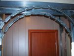 Как сделать арку из гипсокартона на стене