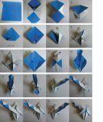 Как сделать человека оригами из бумаги – Оригами из бумаги своими руками. Как сделать оригами из бумаги?