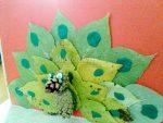 Как сделать павлина из листьев фото – Поделки из природного материала Павлин Мастер класс с пошаговым фото