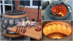 Как тандыр работает – принцип работы, как разжигать дровами первый раз, какая температура должна быть, чем правильно топить