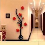 Как украсить стенку в комнате своими руками – Как украсить стену в комнате, фото, идеи, как можно красиво украсить стену