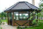Какие беседки бывают – Какие бывают садовые беседки? 25 ФОТО конструкций с мангалом, барбекю, изготовленных своими руками из металла, кирпича, дерева, поликарбоната, обзор и сравнение