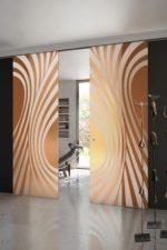 Какие бывают межкомнатные двери раздвижные – варианты алюминиевых выдвижных конструкций, выбираем двери-перегородки в комнату