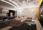 Какой выбрать натяжной потолок в спальню – Какой потолок лучше сделать в спальне: виды дизайнов парящих потолков в современном стиле (фото), красивые дизайнерские потолки в частном доме, оформление натяжных потолков