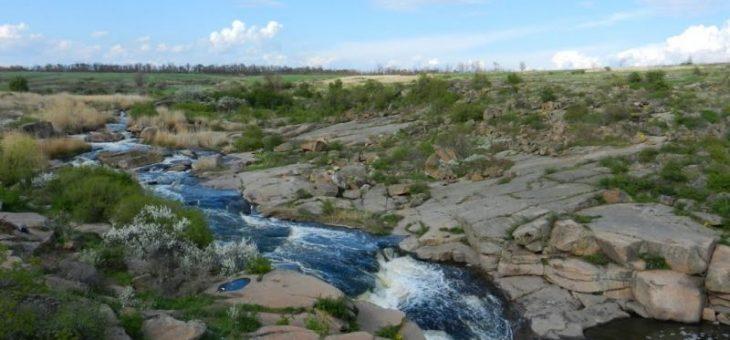 Каскадный водопад