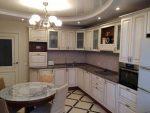 Классическая прямая кухня – Классические кухни — 75 фото эксклюзивных идей оформления кухни в классическом стиле