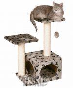 Когтеточка домик для кошек своими руками