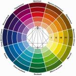 Комбинации цветов – 12 идеальных сочетаний цветов в одежде 🚩 сочетание цветов в цветах 🚩 Разное