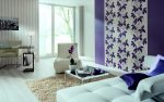 Комбинированные обои для спальни – оформление разными комбинациями, сочетание между собой, идеи, варианты как поклеить комнату, видео