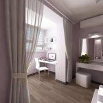 Комната балкон фото – фото и особенности дизайна, как сделать объединение лоджии и комнаты