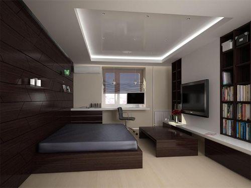 комната для молодого человека 12 кв м