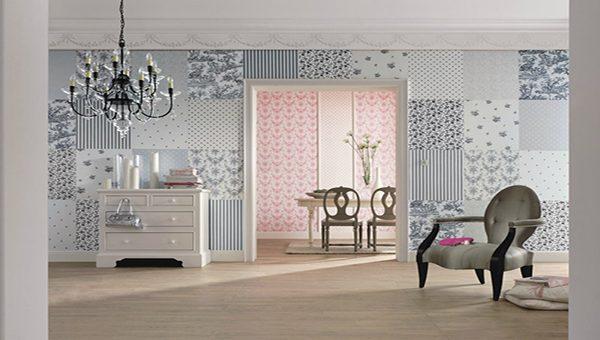 Комнаты с разными обоями фото