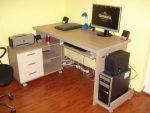 Компьютерные столы угловые чертежи с размерами – Обзор простой схемы сборки углового компьютерного стола — Сделаем мебель сами