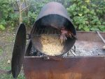Коптильня для колбасы своими руками – как сделать своими руками, маленькие, небольшие коптильни для горячего и холодного копчения для дачи