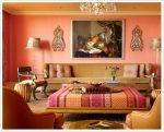 Коралловый цвет сочетание с другими цветами в интерьере – Коралловый цвет в интерьере | Как украсить свой дом. Предметы интерьера, аксессуары для дома, дизайн своими руками!
