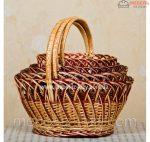 Корзины из лозы бумажной – Плетение из бумажной лозы — купить в интернет магазине с доставкой