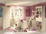 Красивые комнаты детские для девочек