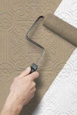 Краска для стен под обои – какая лучше для стен, чем красят флизелиновые покрытия, можно ли окрасить жидкие обои, популярная цветовая гамма