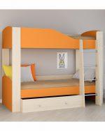 Кровать для мальчиков 2 – Двухъярусная кровать для мальчиков — купить двухэтажную кровать для двух мальчиков в Бабаду