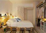 Кровать из европоддонов – как сделать двуспальную из паллетов своими руками пошаговый мастер-класс, с подсветкой и в стиле лофт